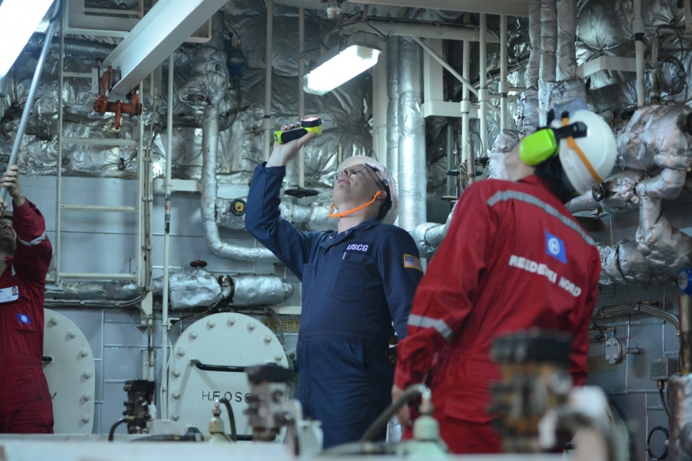 Maritime Inspection and survey Nigeria